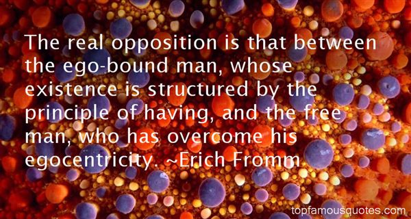 Quotes About Egocentricity