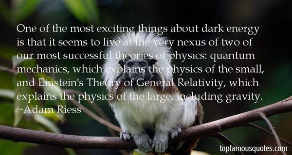 Quotes About Einstein Relativity