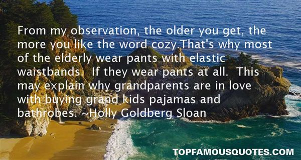 Quotes About Elderly Love