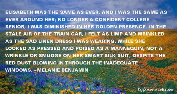 Quotes About Elisabeth