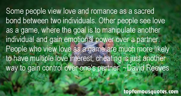 Quotes About Emotional Cheating
