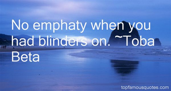 Quotes About Emphaty