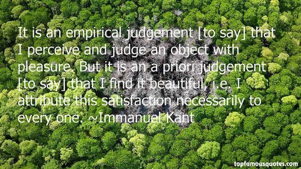 Quotes About Empirical
