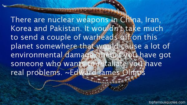 Quotes About Environmental Damage
