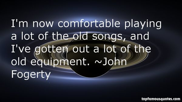 Quotes About Equipment