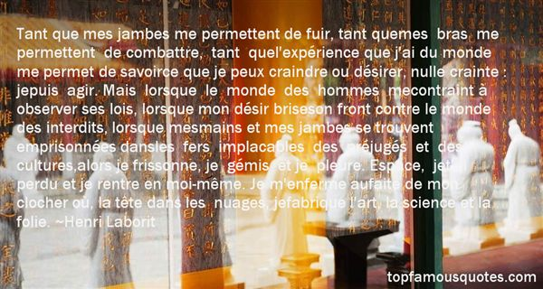 Quotes About Espace