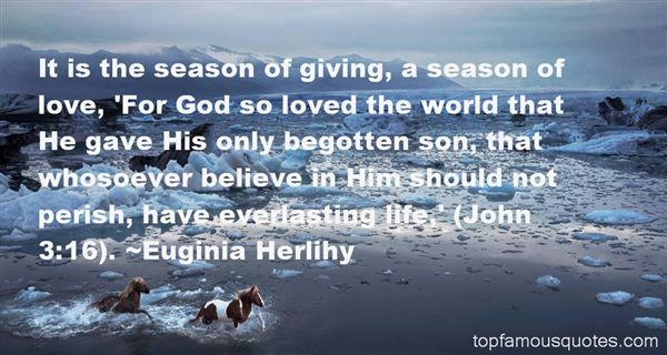 Quotes About Everlasting Life