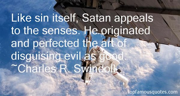 Quotes About Evil