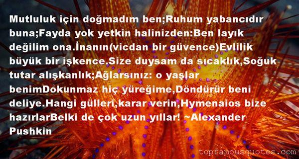 Quotes About Evlilik