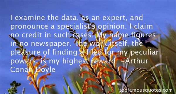 Quotes About Expert Power