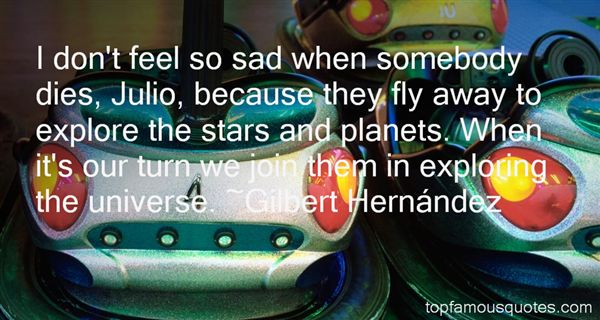 Quotes About Exploring The Universe