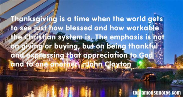 Quotes About Expressing Appreciation