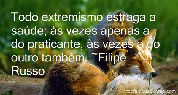 Quotes About Extremismo