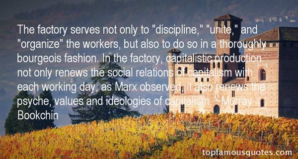 Quotes About Factory Workers