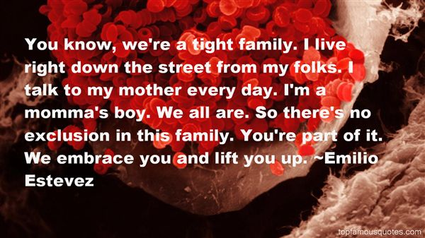 Quotes About Family Exclusion