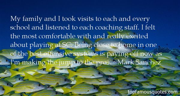 Quotes About Family Visits