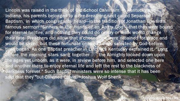 Quotes About Famous Preachers