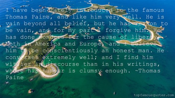 Quotes About Famous Writings