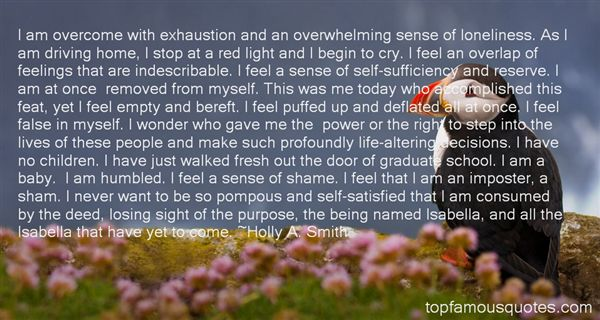 Quotes About Feeling Deflated