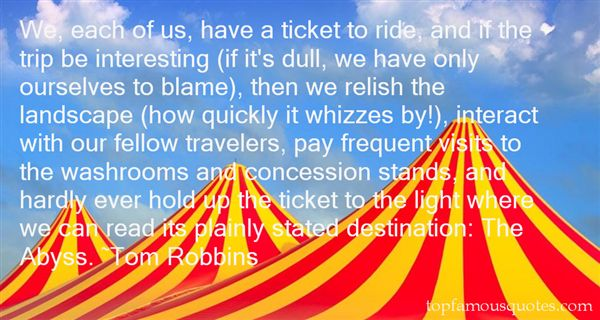 Quotes About Fellow Travelers