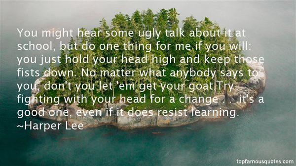 Fist Fighting Quotes: Best 7 Famous Quotes About Fist Fighting
