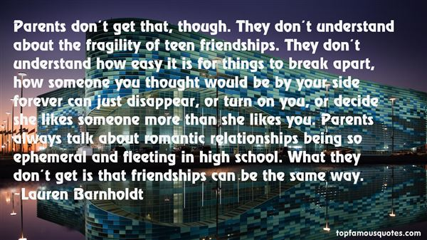 Quotes About Forever Friends