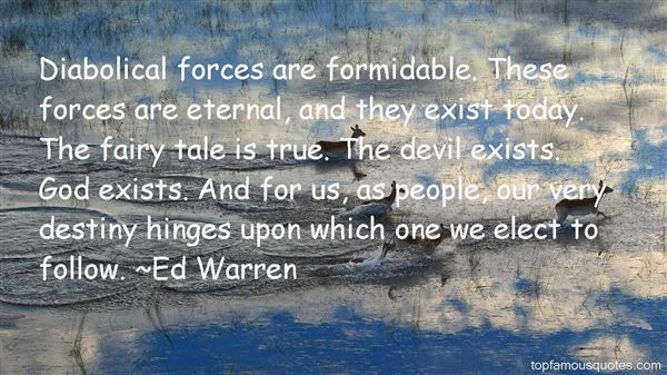 Quotes About Formidable