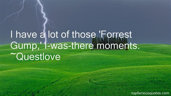 Quotes About Forrest Gump
