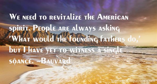 Quotes About Founding