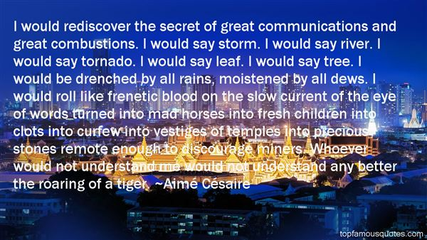 Quotes About Frenetic