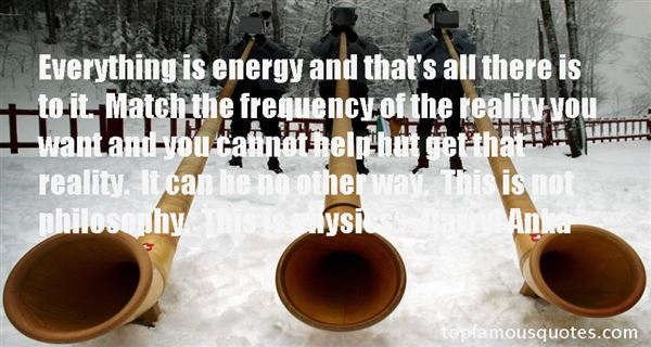 Quotes About Frequency