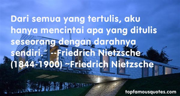 Quotes About Friedrich