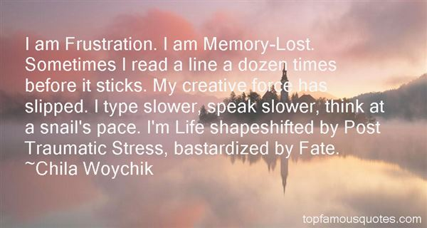 Quotes About Frustration In Life