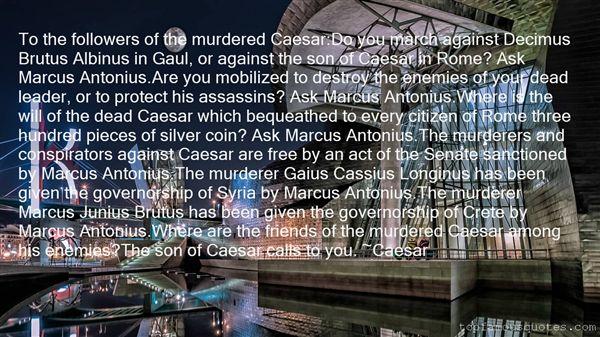 Quotes About Gaius