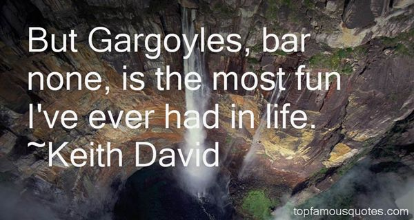 Quotes About Gargoyle