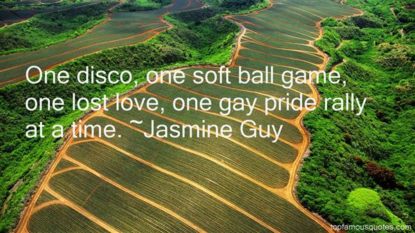 Quotes About Gay Pride
