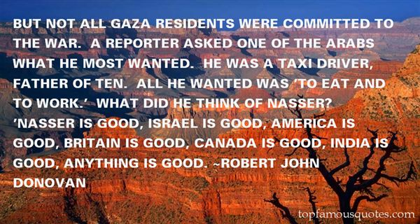 Quotes About Gaza War