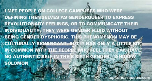 Quotes About Genderqueer