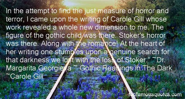 Quotes About Georgie