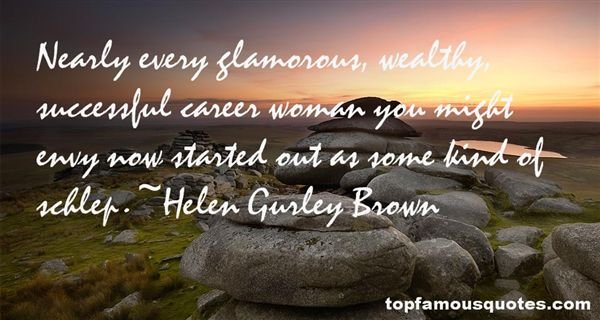 Quotes About Glamorous
