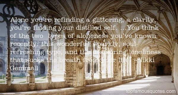 Quotes About Glitter And Life