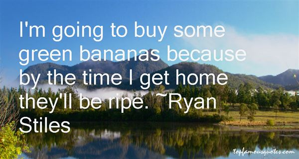 Quotes About Going Bananas