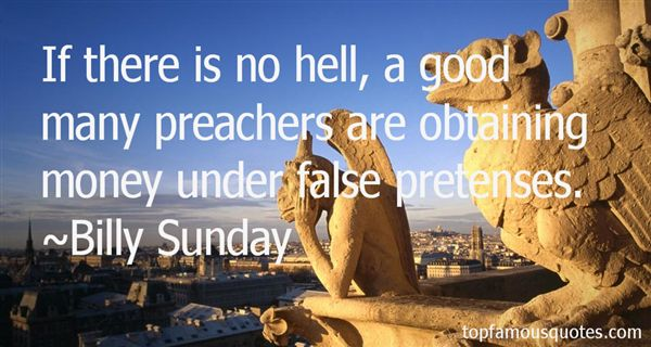 Quotes About Good Preachers