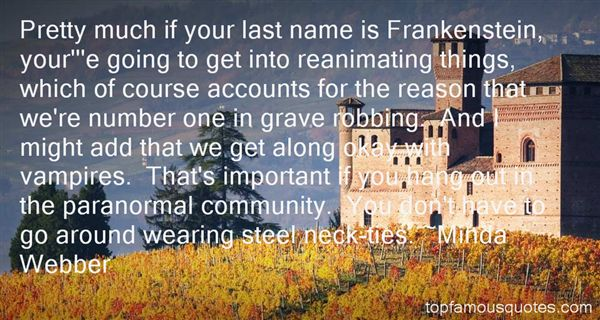 Quotes About Grave Robbing