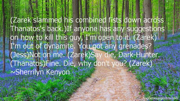 Quotes About Grenades