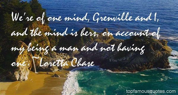 Quotes About Grenville