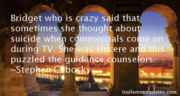 Quotes About Guidance Counselors