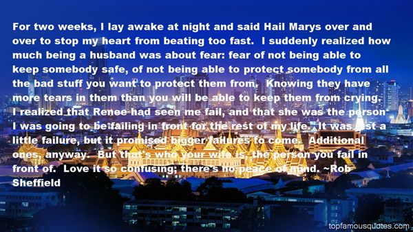 Quotes About Hail Mary