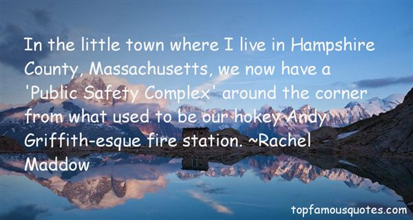 Quotes About Hampshire