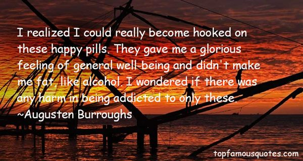 Quotes About Happy Pills